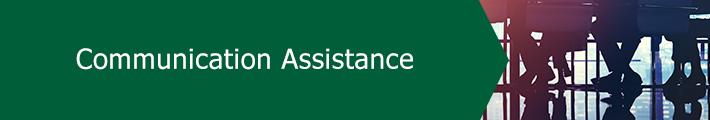 Communication Assistance